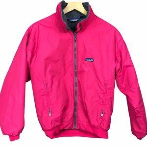 Patagonia Vintage Ski Snow Pink Girl's Jacket